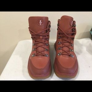 Kenneth Cole Maddox Gore-Tex Boots, US size 9.5